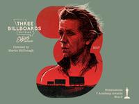 3 for movie 'Three Billboards Outside Ebbing, Missouri'.
