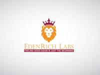 Edenrich Labs Logo design