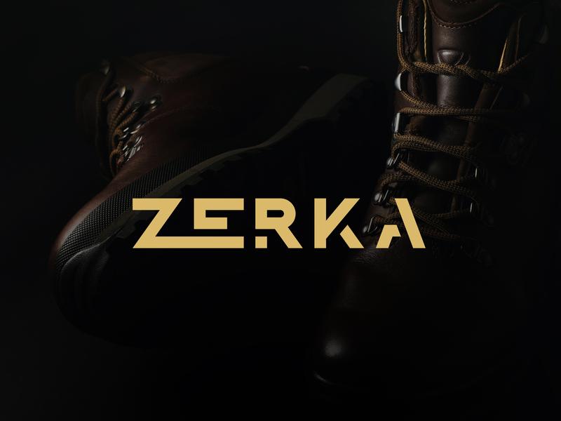 Zerka Logo casual logo vintage logo z logo mens logo apparel logo shoes logo logotype