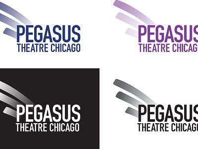 Pegasus Logo Ideation logo transparency gradient wings pegasus