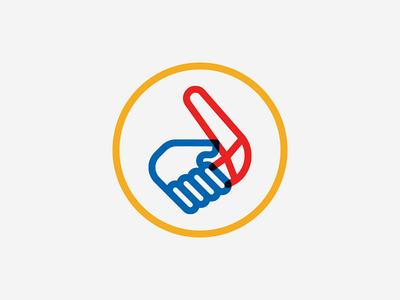 Boomerang logo symbol icon