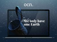 Charity project - OCN. UI/UX