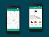 Football Fans App UI/UX