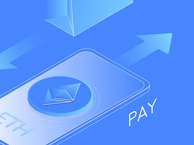 Pay by Ethereum