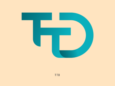 TTD logo concept