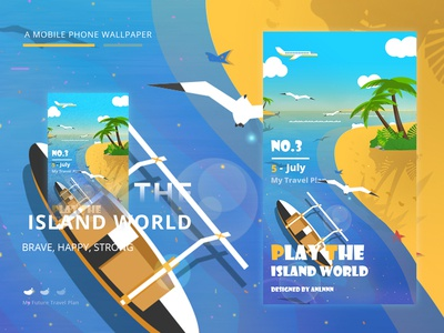 Play the island world