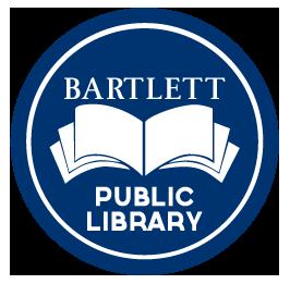 Bartlett Public LIbrary Logo logo illustrator brand identity