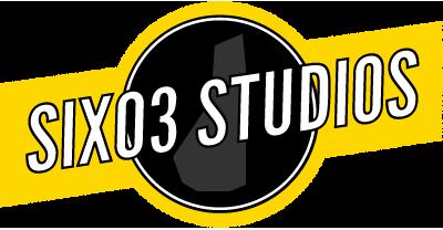 Six03 Logo logo illustrator brand identity