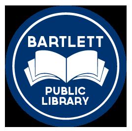 Bartlett Public LIbrary Logo #2 logo illustrator brand identity