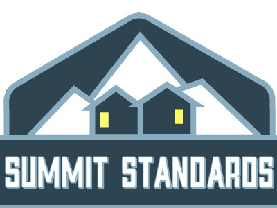 Summit 2 logo branding identity