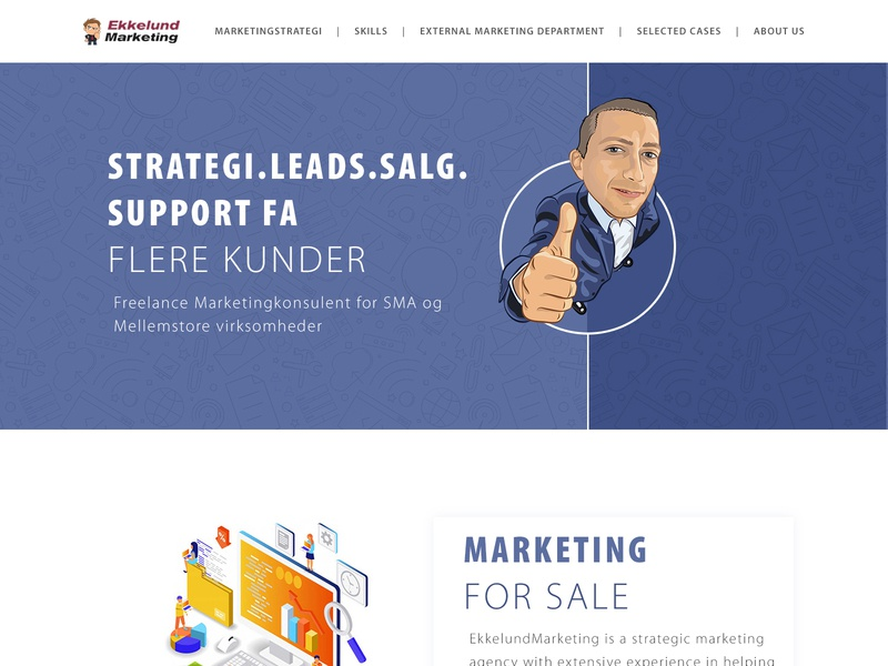 Marketing Website website ui photoshop design web vector typography illustration