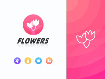 kingkong icon flowers