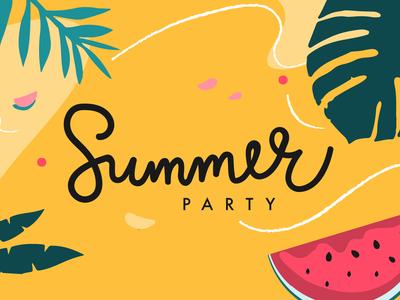Summer Invitation