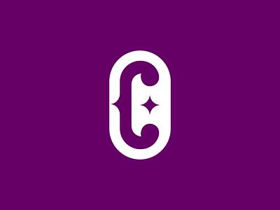 Abstract Logo Mark | C Letter c brand identity