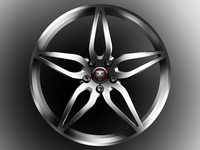 Jaguar F-Type Wheel