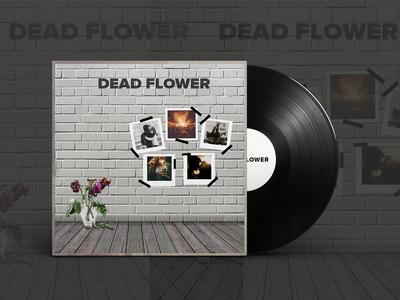 dead flower Album cover concept