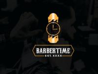 Barbertime Logo