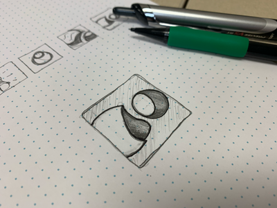 Daily UI #05 sketch challenge