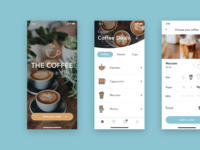 The Coffee Club App