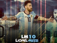 Messi fan ARt