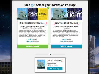 Perot Ticketing ecommerce perot website