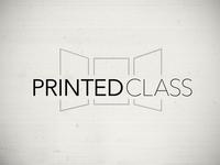 Printed Class