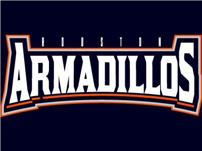 Armadillos word dribbble