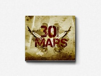 30 Seconds to Mars - Music album proposal