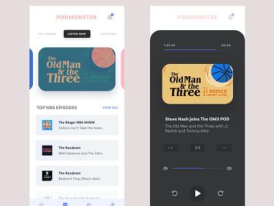 Podcasting App nba the ringer player audio app podcast podcasting