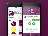 SWE Wine Quiz App [Android]