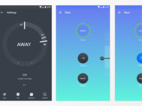 Nest Material Design [Sketch File]