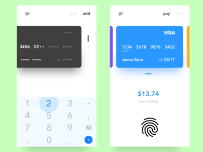 Payment Checkout [Adobe XD File]