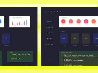 Project Dashboard 4/10 austin texas minimal sketch light clean app web ux dashboard ui