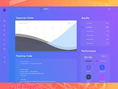 Project Dashboard 3/10 ui dashboard ux web app clean light sketch minimal austin texas