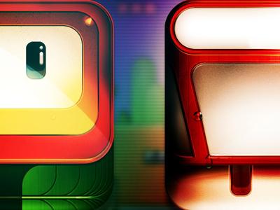 Mario Ios App