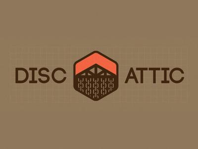 Disc Attic Logo