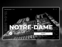 Homage Notre Dame