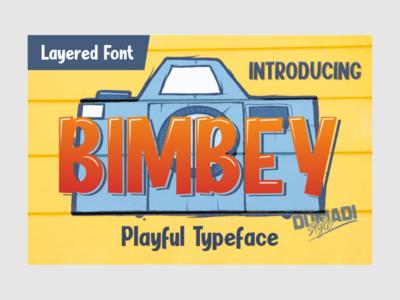 BIMBEY FONT