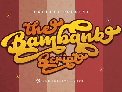 Bundle Just $1 retro script $1 blackfriday app illustration bold animation logo branding newfont typography design handmade font