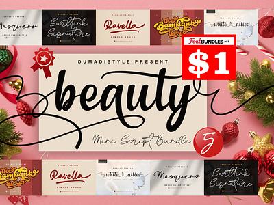Font Bundels $1 app bold animation logo branding newfont typography design handmade font