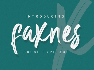 Faknes – Handwritten