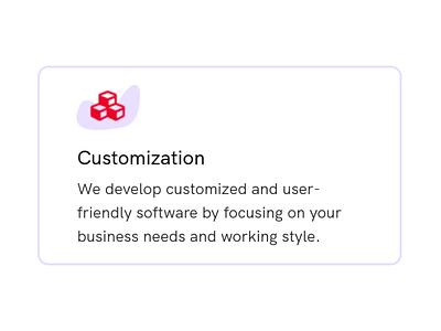 Single Feature Details Design homepage webpage service page service details vector logo illustration branding app web design ui redesign design website development