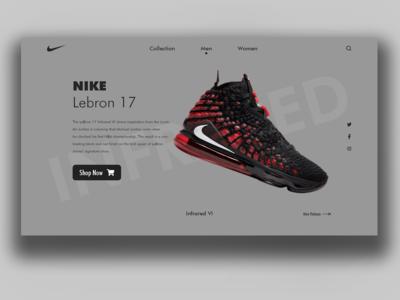 Nike Infrared