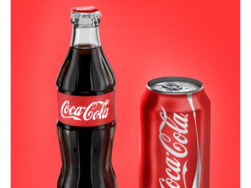 Cola Hd coca-cola product photoshop art photoshop branding design