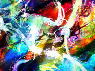 An Explosion of Creativity adobe illustrator adobe after effects corel painter branding