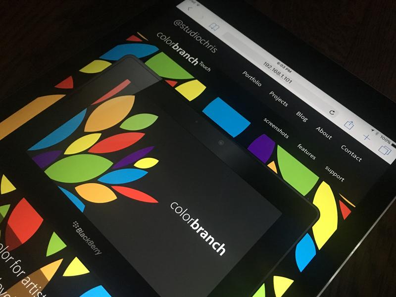 Website v8 project sample