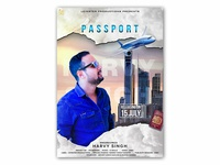Cover Art 3 & Lyric Video (Passport)
