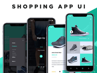 Shopping App UI