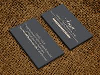 Aura Business Card