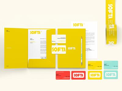 Softa | Furniture company rebranding visual design designs graphic design branding design brand brand identity brand design identity branding identity design identity typography branding logo illustration design